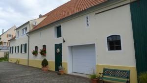 Wohnhaus mit Stadl in Lauingen