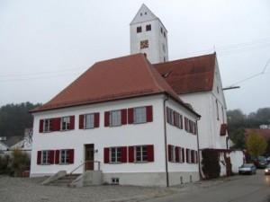 Pfarrhaus Aislingen